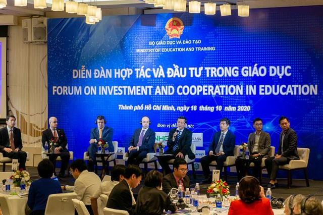 4,4 tỉ USD từ nước ngoài đã đầu tư vào giáo dục Việt Nam - 3