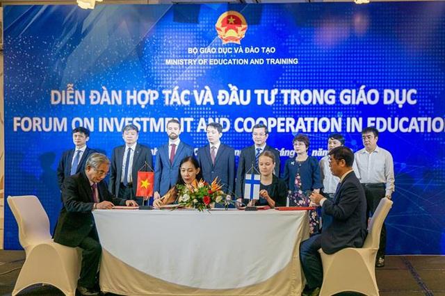 4,4 tỉ USD từ nước ngoài đã đầu tư vào giáo dục Việt Nam - 4