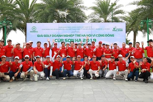 Giải golf cúp Bảo Ngọc 2020 gây quỹ từ thiện hướng tới đồng bào miền Trung