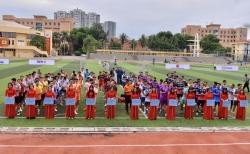 Khai mạc Giải bóng đá Kinh tế Môi trường lần I - 2020