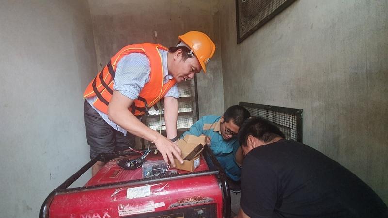 10 tỷ đồng hỗ trợ đồng bào miền Trung từ CBCNV Viettel