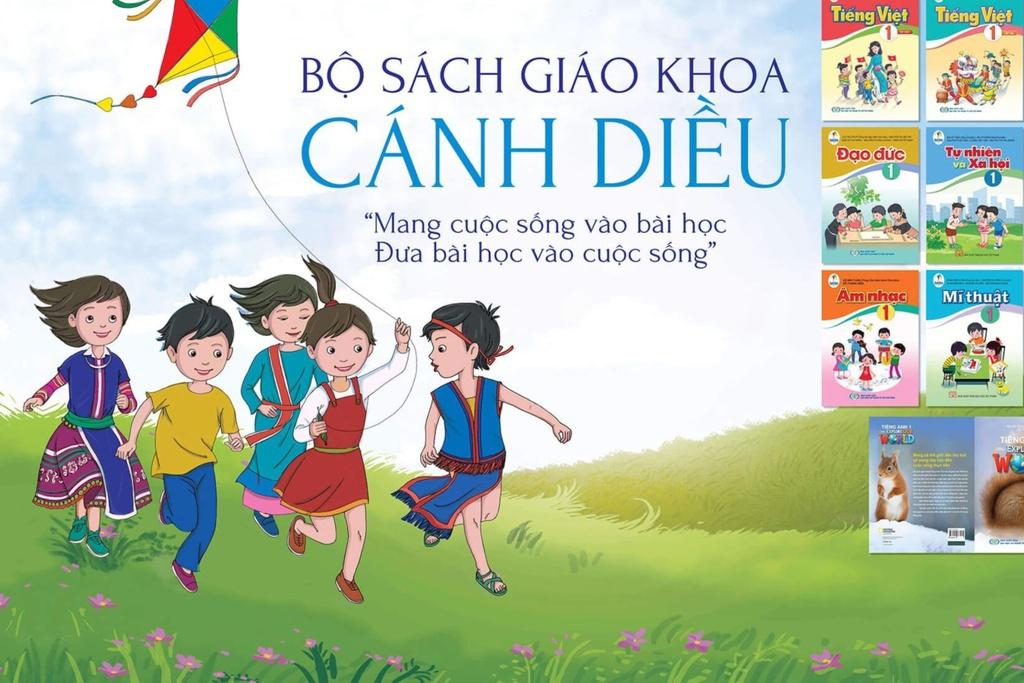 Bộ Giáo dục nhận trách nhiệm vụ SGK Cánh Diều