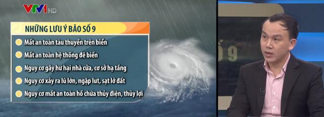 Nhiều khả năng bão số 9 là cơn bão mạnh nhất từ đầu năm đến nay - Ảnh 1.