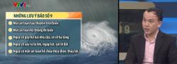 """""""Nhiều khả năng bão số 9 là cơn bão mạnh nhất từ đầu năm đến nay"""""""