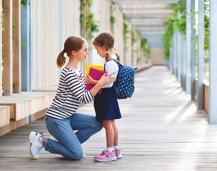 Cha mẹ cần dạy con từ chối