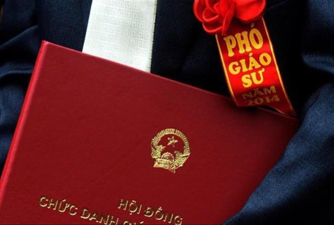 Thêm 21 ứng viên GS, PGS bị tố gian lận: Thanh tra Bộ GD&ĐT vào cuộc