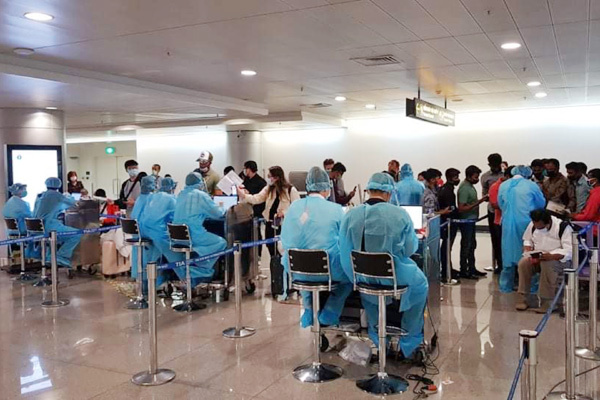Lịch trình ở Việt Nam của chuyên gia phát hiện mắc Covid-19 ở Nhật