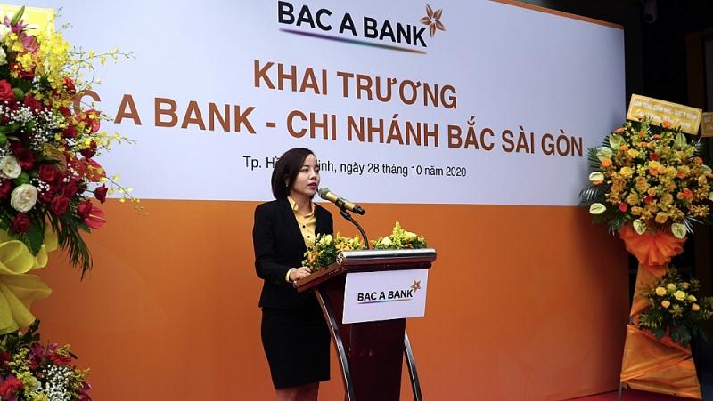 BAC A BANK mở rộng mạng lưới tại TP HCM