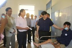 Bộ Y tế cử 7 tổ công tác đến miền Trung, cấp bổ sung 50 cơ số thuốc cho Quảng Nam