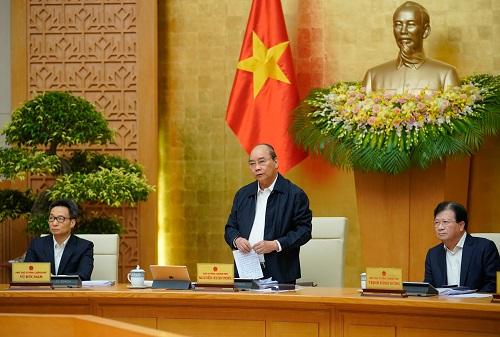 Thủ tướng Nguyễn Xuân Phúc: Hỗ trợ tiền cho người dân sửa nhà sập đổ, hư hỏng nặng