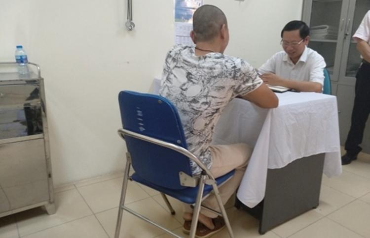 Tiếp nhận và tổ chức cai nghiện bắt buộc cho 821 người