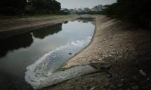 Bổ cập nước giải pháp hồi sinh môi trường sông hồ Hà Nội