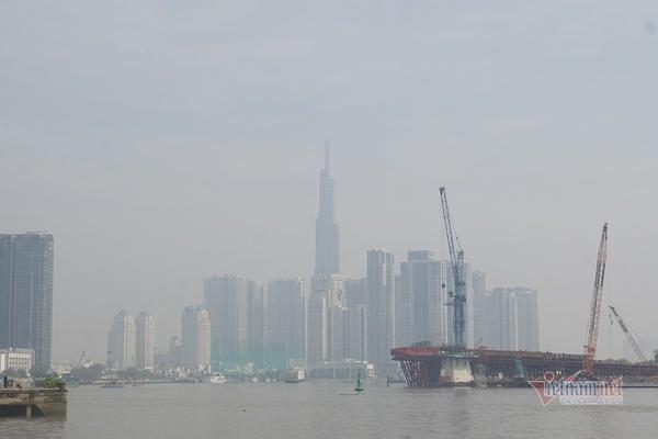 """TP.HCM mỗi năm có hơn 150 ngày ô nhiễm """"quá sức"""""""