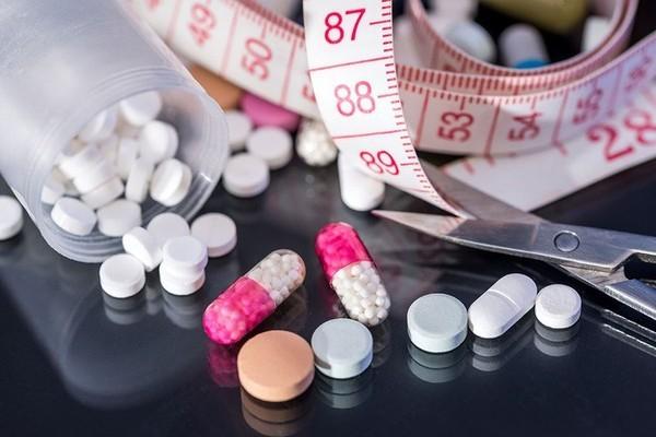 9 tác động đến cơ thể bạn không ngờ tới khi uống thuốc giảm cân