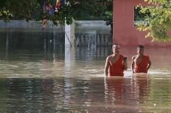 Nguy cơ lũ lụt ở Đông Nam Á vẫn cao trong mùa đông 2020