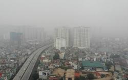 Không khí nhiều nơi ở mức rất có hại cho sức khỏe