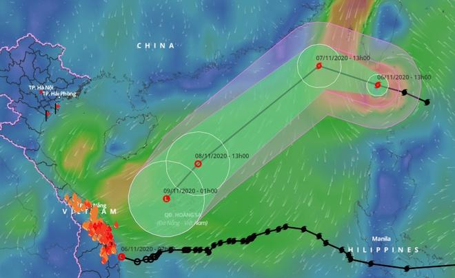 Biển Đông có thể đón 3 cơn bão tuần tới