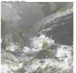 Sắp có bão số 12 vào Biển Đông, mưa bão vẫn dồn dập trong những ngày tới
