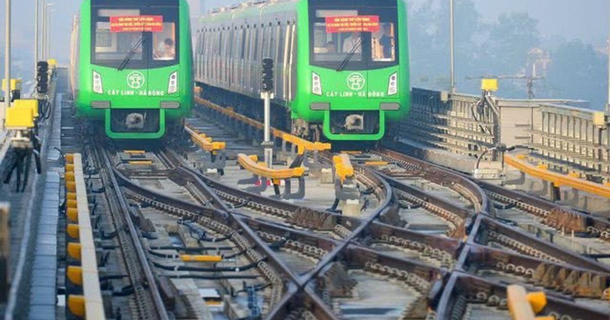 Thủ tướng: Sắp vận hành đường sắt Cát Linh - Hà Đông sau nhiều năm chậm trễ