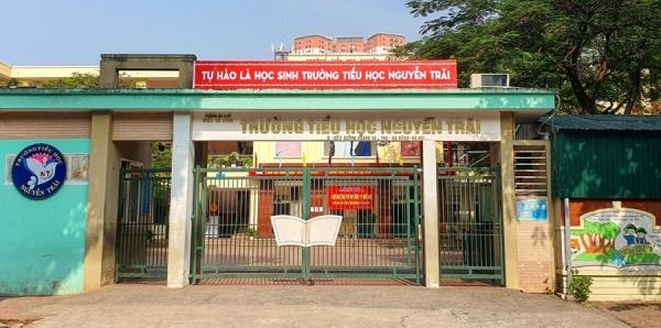 Vẫn chưa xác định được nguyên nhân trên 100 học sinh Tiểu học Nguyễn Trãi (Hà Đông) nghỉ học