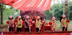 Ecopark khởi công nhà máy nước thải thứ 4