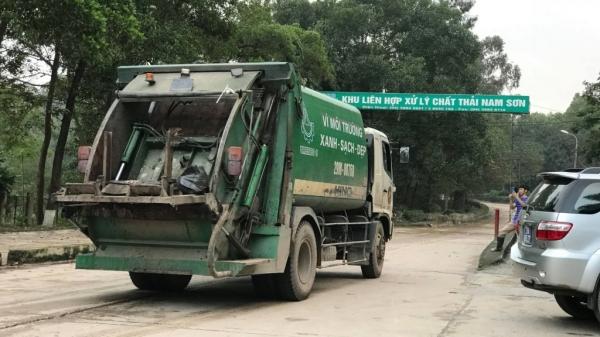 Hà Nội: Tiếp tục kiểm tra, hạn chế các nguyên nhân gây mùi tại Khu xử lý chất thải Nam Sơn
