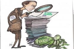 Ngân hàng cung cấp thông tin tài khoản: Bán hàng online hết cửa trốn thuế