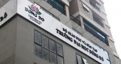 Bộ Giáo dục & Đào tạo lên tiếng vụ bằng giả Trường Đại học Đông Đô