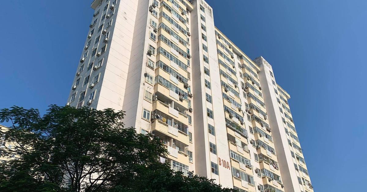 Hà Nội: Thang máy rơi tự do từ tầng 5, hai người bị thương
