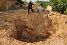 Chủ tịch Hà Nội yêu cầu kiểm tra xác minh việc chôn lấp chất thải nguy hại tại Sóc Sơn