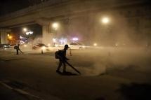 Ô nhiễm không khí kéo dài, Bộ Y tế ra 14 khuyến cáo sức khỏe