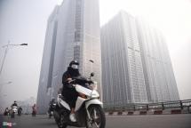 Khí thải điện than đang tác động mạnh tới ô nhiễm ở Hà Nội?