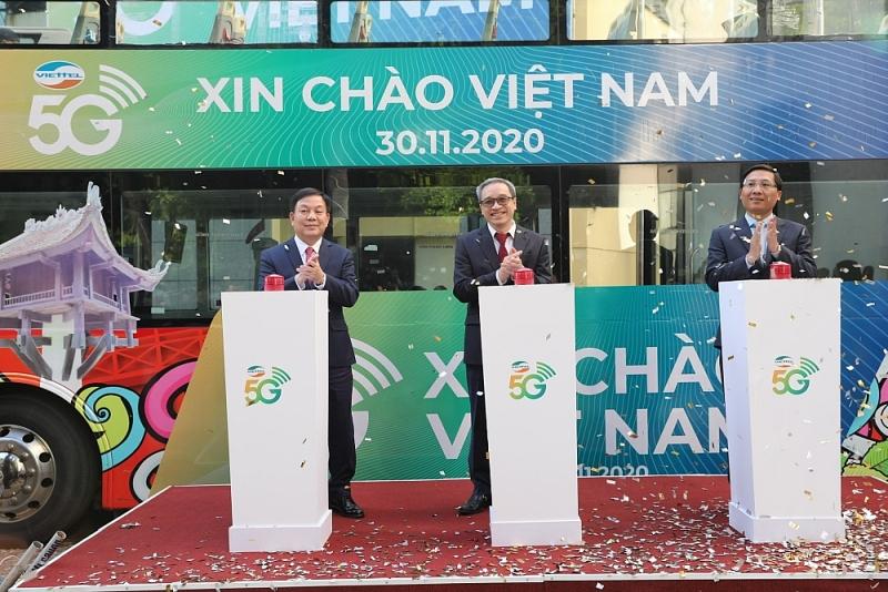 Khách mạng nào được trải nghiệm 5G sớm nhất ở Việt Nam?