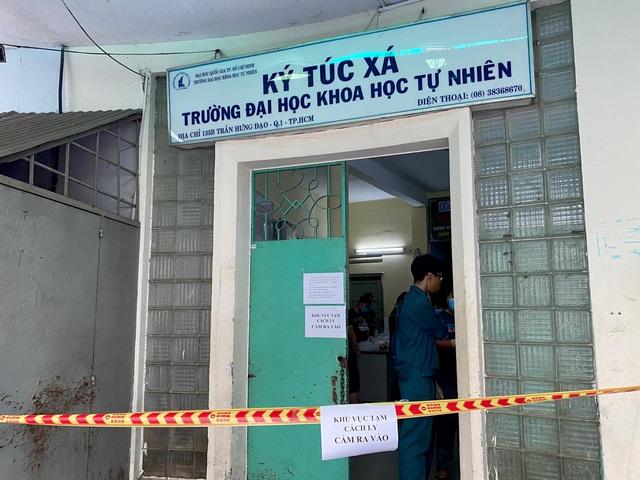 Gần 100.000 sinh viên TPHCM nghỉ học tập trung do 2 bệnh nhân mắc Covid-19 - 2