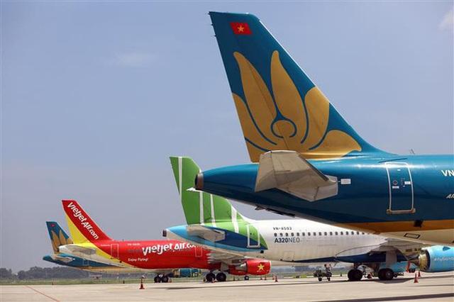 Hàng không Việt Nam 3 lần vỡ kế hoạch bay thương mại quốc tế - 1