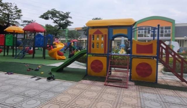 Hà Nội: Bé mầm non 4 tuổi nguy kịch sau giờ học ngoài trời ở trường