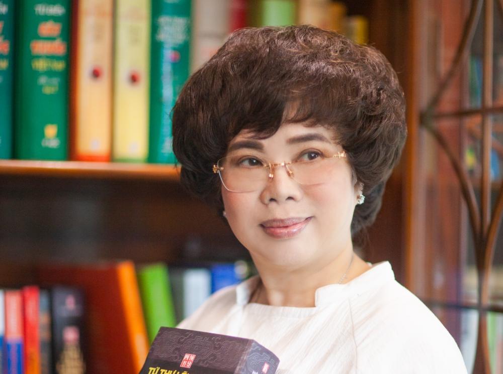 """Anh hùng lao động Thái Hương: """"Phải làm một bếp ăn tử tế cho người Việt"""""""