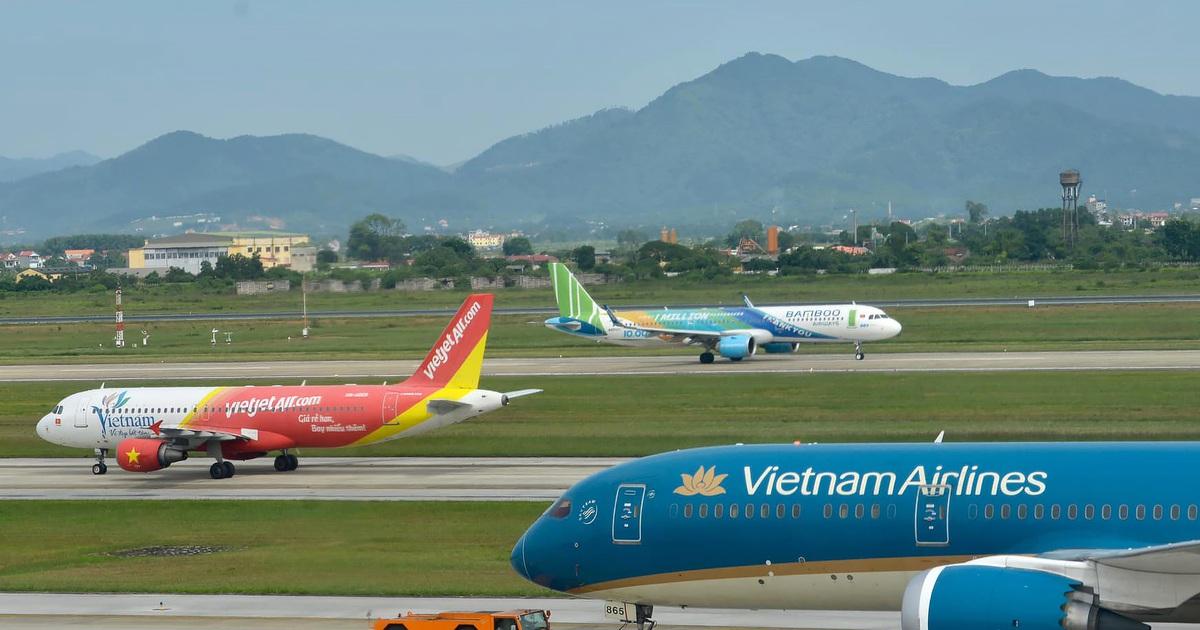Hà Nội sẽ có thêm 1 sân bay