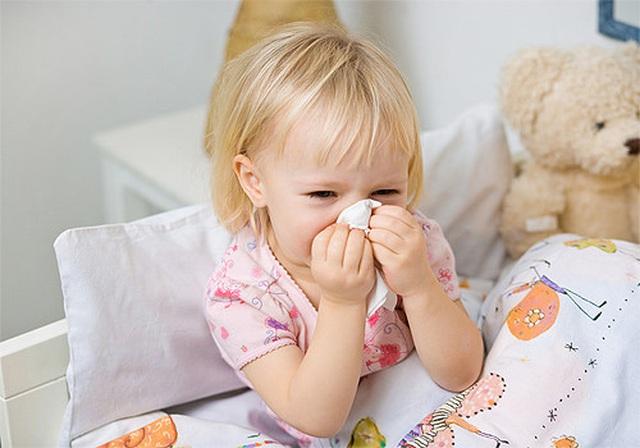 Rét đậm, rét hại: Đoán bệnh qua màu nước mũi của trẻ - 2