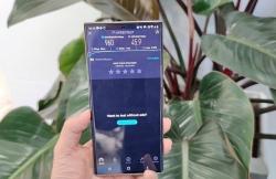Mạng 5G Viettel đã dùng được trên điện thoại Samsung