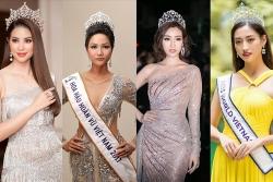 Đâu là những hoa hậu của Việt Nam thành công nhất trong 1 thập kỉ qua?