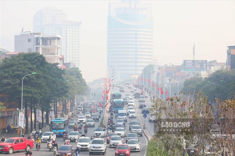 Bác sĩ mách cách giữ sức khoẻ khi không khí ô nhiễm