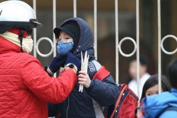 Nếu trời lạnh dưới 10 độ, học sinh Hải Phòng sẽ được nghỉ học