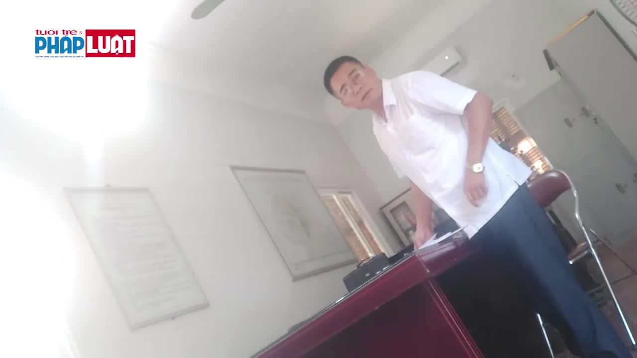 ubnd huyen luong son co vo can trong du an nao vet khoi thong dong chay